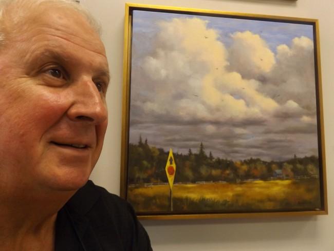 paul beaulieu yeats falcon painting