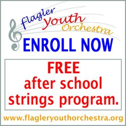 flagler youth orchestra enrollment palm coast flagler county strings program