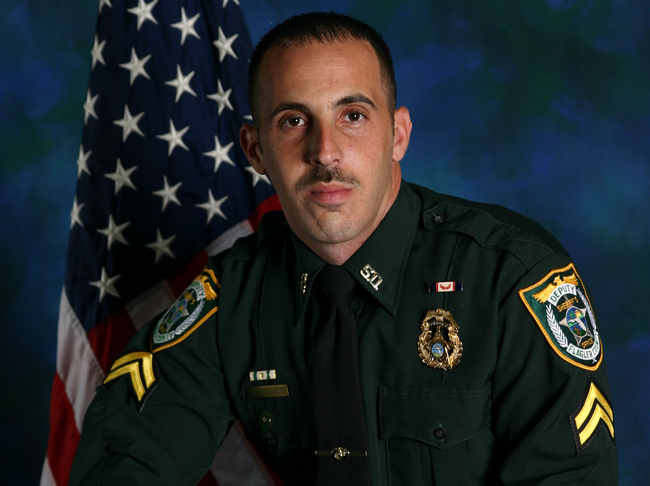 sgt. frank celigo flagler county sheriff's office