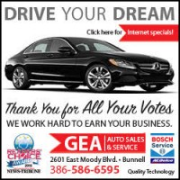 GEA auto sales palm coast