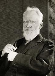 george bernard shaw h.l. mencken