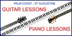piano guitar lessons palm coast st. augustine umbarger