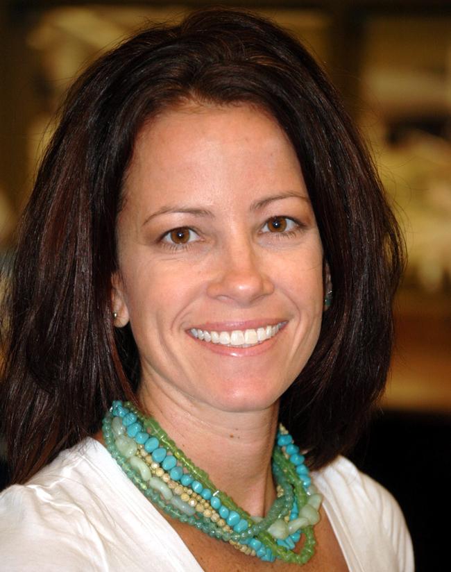Heather Doutrik - Rymfire Elementary School teacher of the year 2011 flagler county