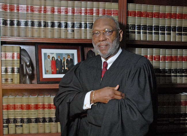 Justice James E.C. Perry