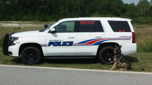 Bunnell's K-9 Tahoe with Jackie