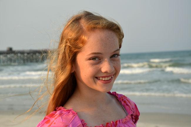 Katelyn Seay - Miss Junior Flagler County Contestant (2011)