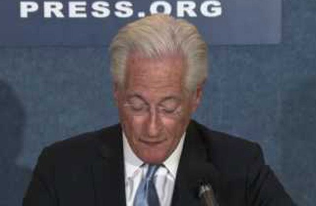 Marc Kasowitz is among President Trump's attorneys. (National Press Club)