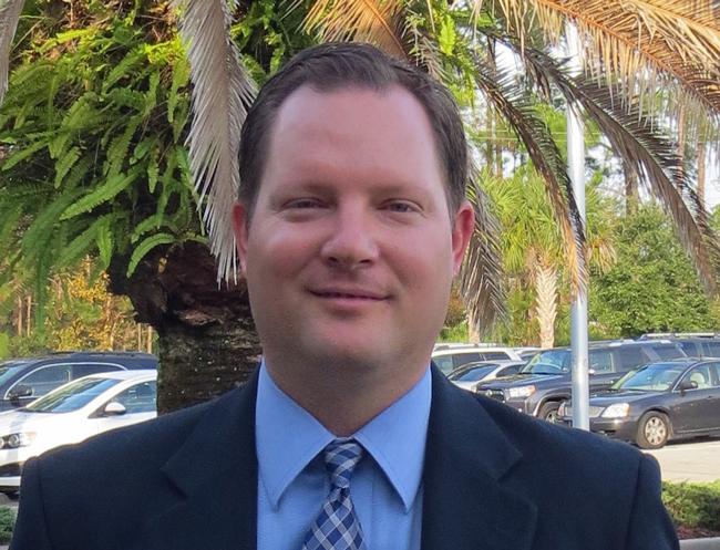 Matthew Dunn. (Flagler Chamber of Commerce)