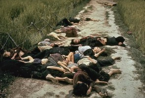 A few of the victims of the My Lai massacre.