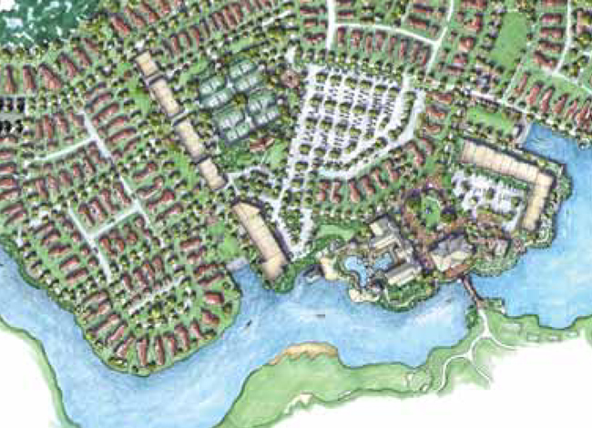 old brick township palm coast development