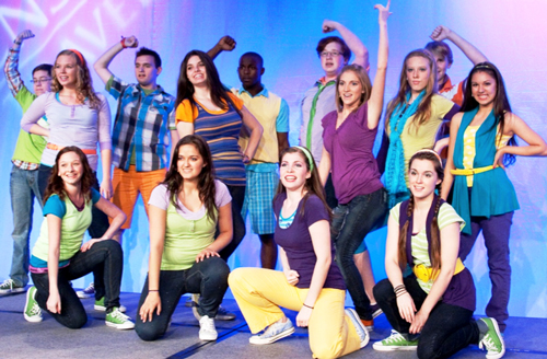 power chords repertory theater