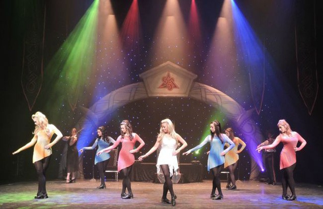 Rhythm in the Night: an Irish Dance Spectacular