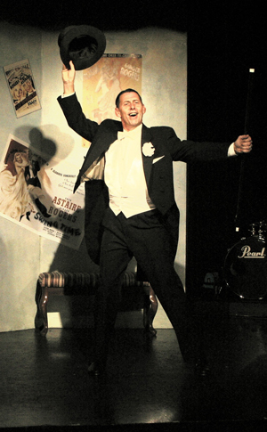 roy alan as fred astaire