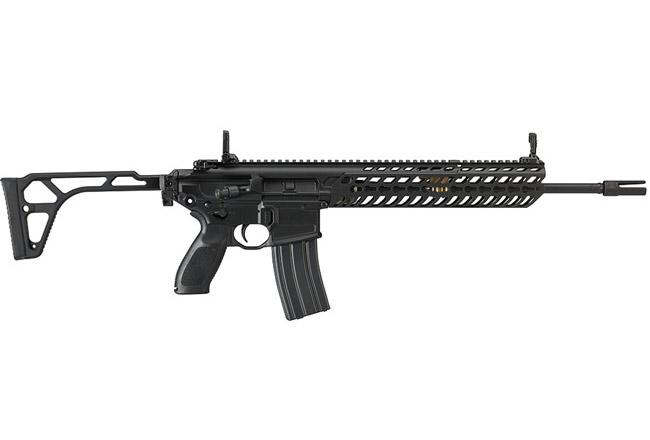 Sig Sauer MCX semi-automatic rifles