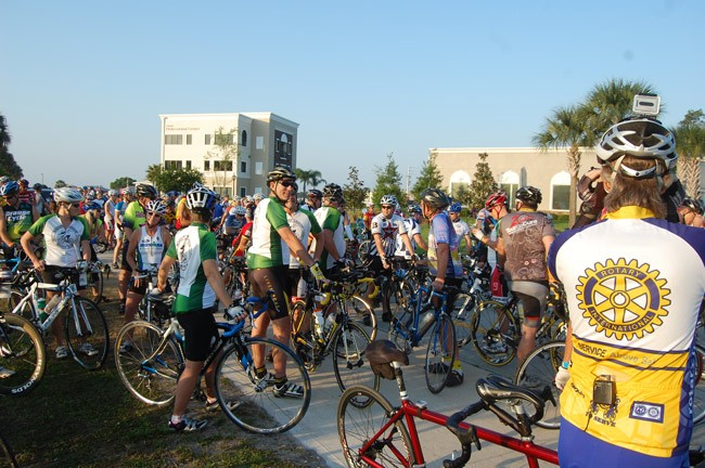 community events cycle flagler TDC