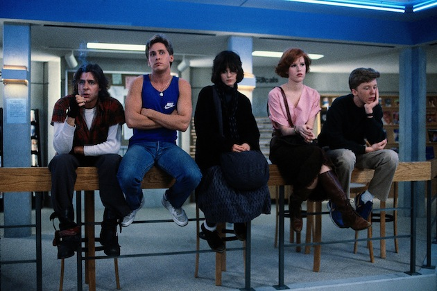 The Breakfast Club would endorse it.