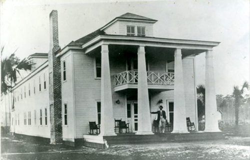 The Tippicanoe Inn (Flagler County Hisrtorical Society)
