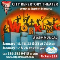 City Repertory Theater Working Palm Coast