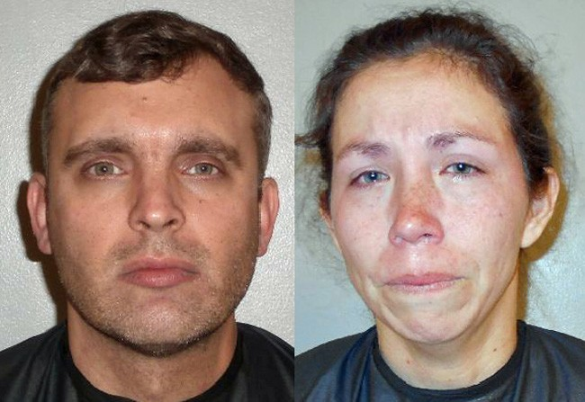 Stanley Wykretowicz and Cherrie Retamozzo each face a charge of willful torture of Wykretowicz 's daughter.