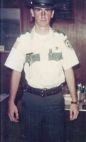 The Youth Deputy, circa 1972 or 1973. Click on the image for larger view. (Rick Staly)