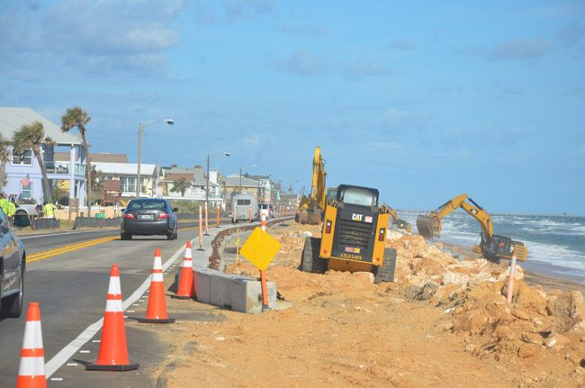 A1a In Flagler Beach Is About To Be A Construction Zone Again For Most Of 2019