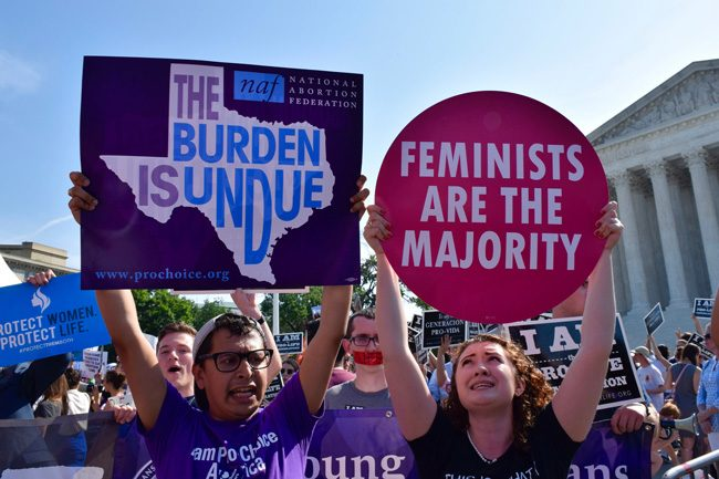 abortion rights florida texas