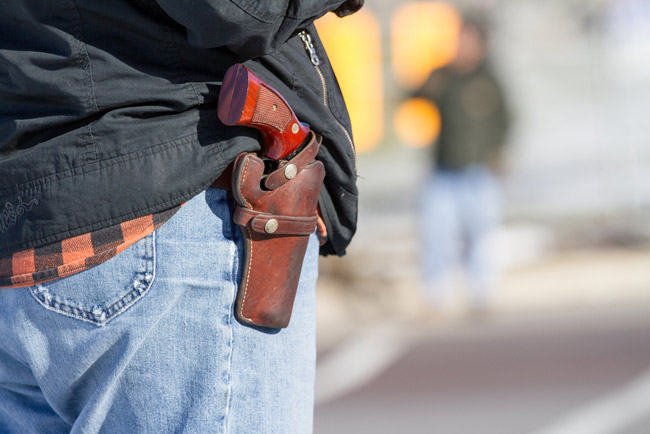 accidental open carry florida gun legislation