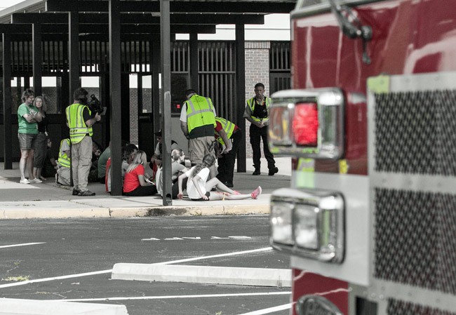 fpc active shooter exercise