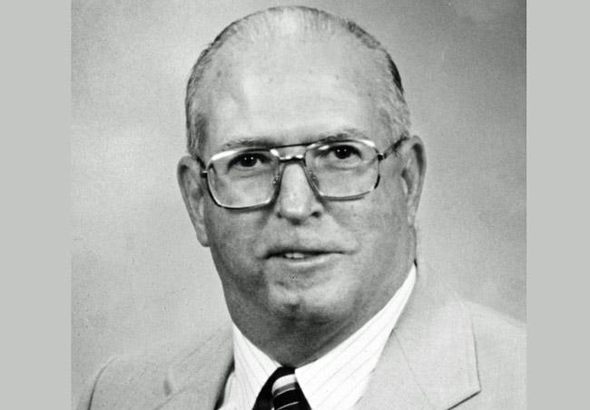 Al Jones, 1929-2016. (Flagler County Government)