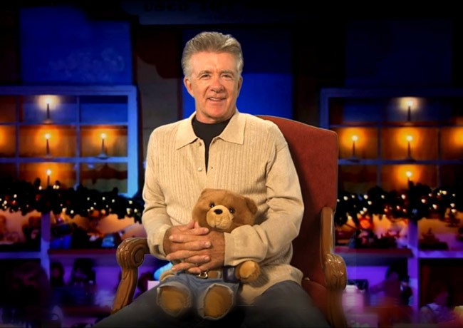 alan thicke toy shoppe