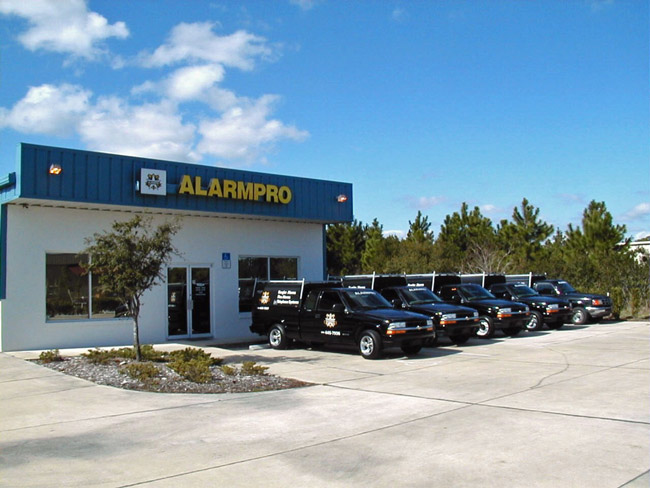 alarmpro palm coast bunnell flagler volusia st. johns county