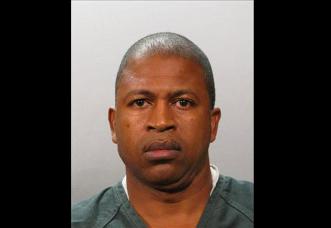 Alphoso Bernard Rock of Jacksonville was arrested in connection with what may have been a broad school-bus-thieving operation in Northeast Florida.