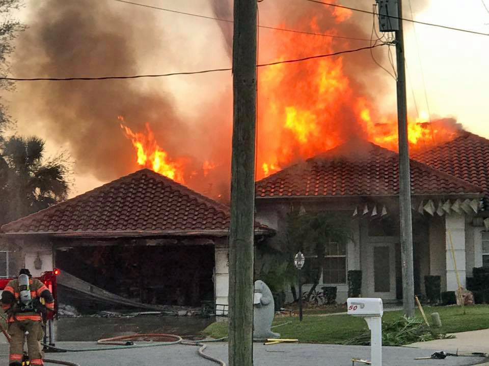 ferrena house fire