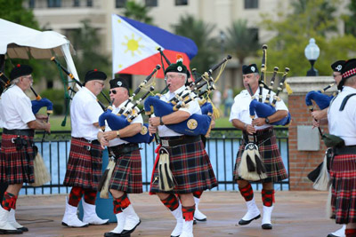 Ancient City Pipes and Drums. (Palm Coast)