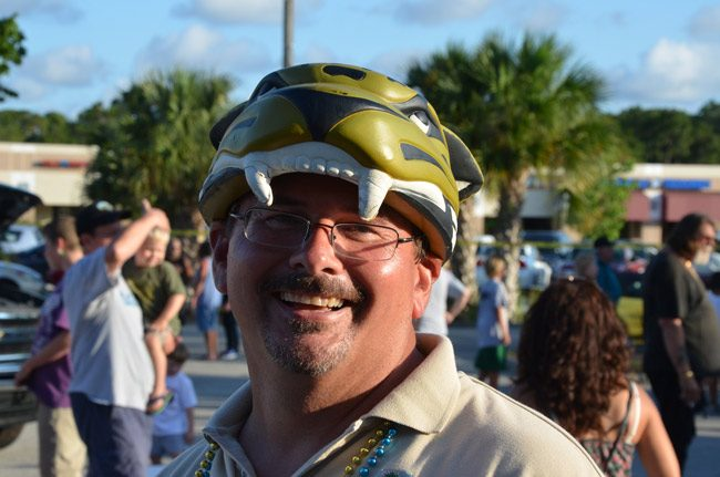 Happy birthday Andy Dance: the Flagler County School Board member is 54 today. (© FlaglerLive)