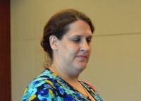 Anne-Marie Shaffer. (© FlaglerLive) pollinger case