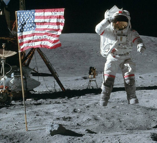 apollo 16,Commander John Young, Lunar Module Pilot Charles Duke and Command Module Pilot Ken Mattingly