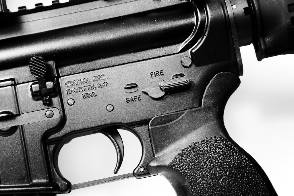 ar-15 assault weapons registry