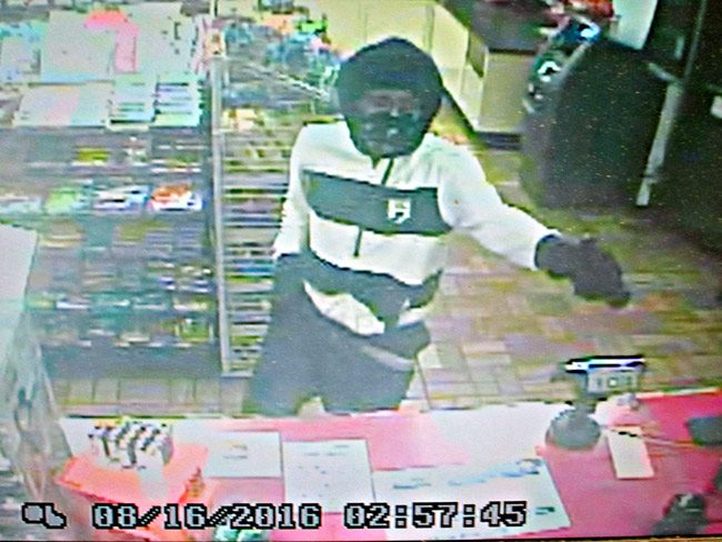 armed robbery shell