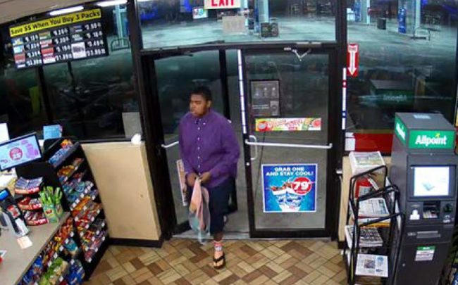 armed robbery circle K palm coast