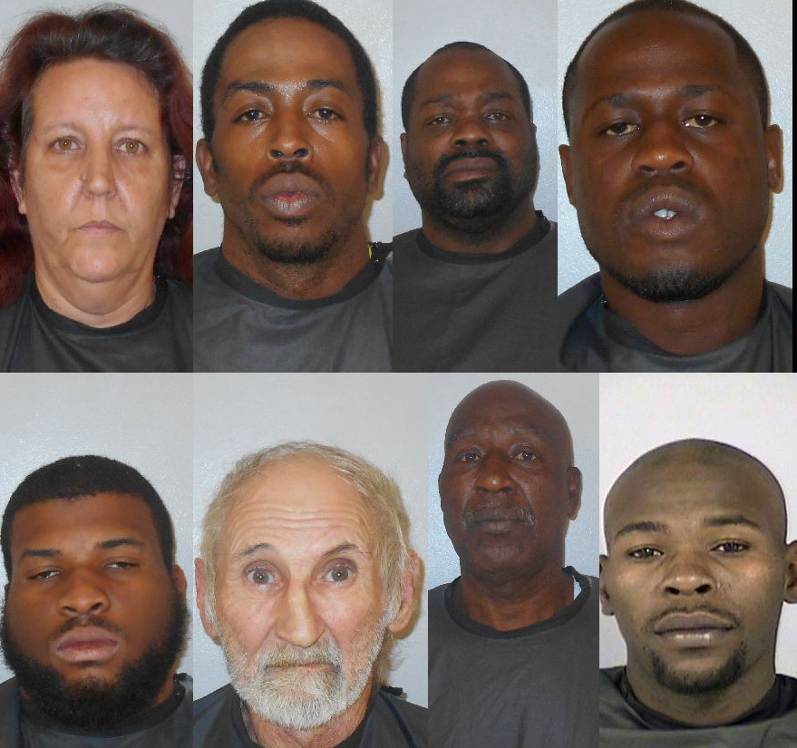 Cash, Crack, Pot and Pills: Drug Sweep in Palm Coast and