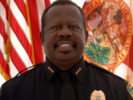 Arthur Jones when he was Bunnell's police chief.
