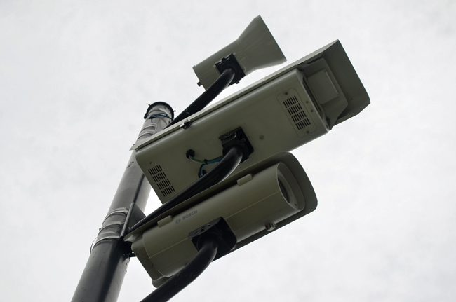 Red-light cameras have become cities' ATM machines. (c FlaglerLive)