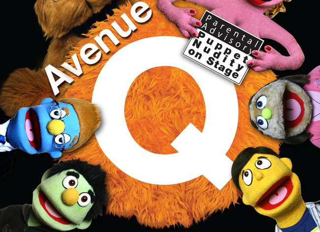 'Avenue Q' is an R-rated musical, but it's tame compared to previous fare at Palm Coast's City Repertory Theatre.