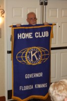 The unfailingly funny Allen Whetsell makes a cameo. (Rotary Club.)