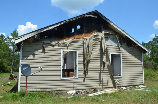 mondex house fire