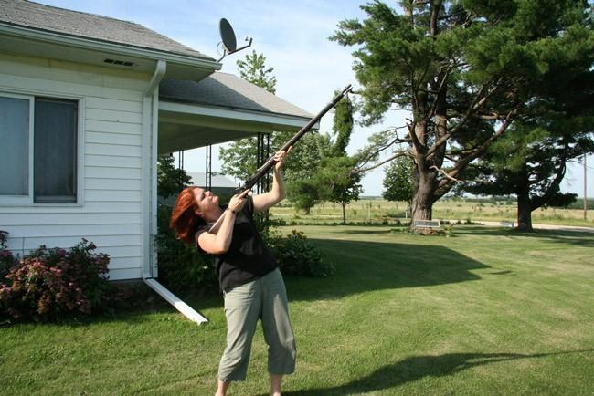 backyard gun target practice florida