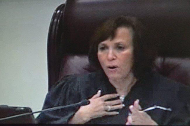 justice barbara pariente