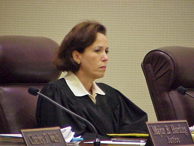 florida justice barbara pariente