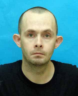Steven E. Barneski in a state prison photo.